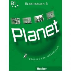 Рабочая тетрадь Planet 3 Arbeitsbuch