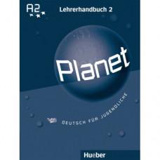 Книга для учителя Planet 2 Lehrerhandbuch