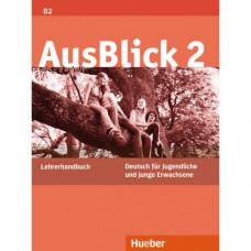 Книга для учителя AusBlick 2 Lehrerhandbuch