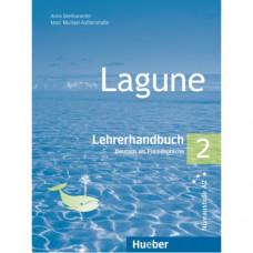 Книга для учителя Lagune 2 Lehrerhandbuch