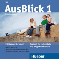 Диски AusBlick 1 Audio CDs