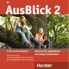 Диски AusBlick 2 Audio CDs