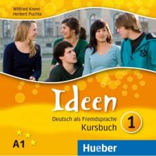 Диски Ideen 1 Audio-CDs zum Kursbuch