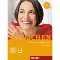 Учебник Menschen B1 Kursbuch mit DVD-ROM