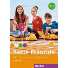 Учебник Beste Freunde A1/1 Kursbuch