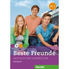 Учебник Beste Freunde B1/1 Kursbuch
