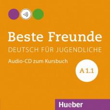 Диск Beste Freunde A1/1 Audio-CD zum Kursbuch