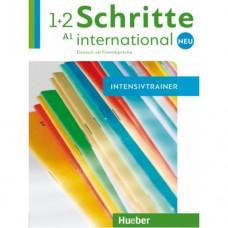 Упражнения Schritte international Neu 1+2 Intensivtrainer + CD