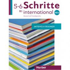 Упражнения Schritte international Neu 5+6 Intensivtrainer + CD