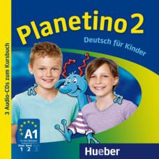 Диски Planetino 2 CDs