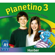 Диски Planetino 3 CDs