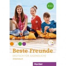 Рабочая тетрадь Beste Freunde A1/1 Arbeitsbuch + CD-ROM