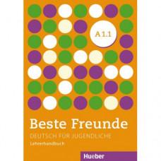 Книга для учителя Beste Freunde A1/1 Lehrerhandbuch