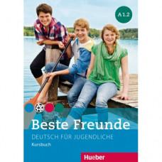 Учебник Beste Freunde A1/2 Kursbuch