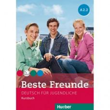 Учебник Beste Freunde A2/2 Kursbuch