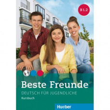 Учебник Beste Freunde B1/2 Kursbuch
