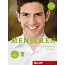 Учебник Menschen A1/2 Kursbuch mit DVD-ROM
