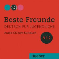 Диск Beste Freunde A1/2 Audio-CD zum Kursbuch