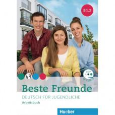 Рабочая тетрадь Beste Freunde B1/2 Arbeitsbuch + CD-ROM