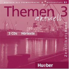 Диски Themen aktuell 3 3 CDs, Zertifikatsband