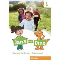 Рабочая тетрадь Jana und Dino 1 Arbeitsbuch