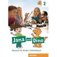 Рабочая тетрадь Jana und Dino 2: Arbeitsbuch