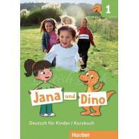 Учебник Jana und Dino 1: Kursbuch