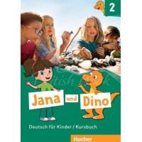 Учебник Jana und Dino 2: Kursbuch