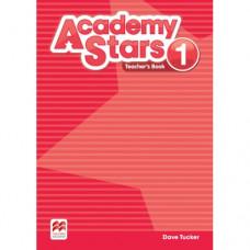 Книга для учителя Academy Stars 1 Teacher's Book Pack
