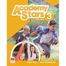 Учебник Academy Stars 3 Pupil's Book Pack