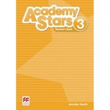 Книга для учителя Academy Stars 3 Teacher's Book Pack