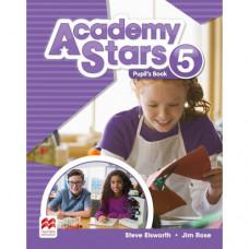 Учебник Academy Stars 5 Pupil's Book Pack
