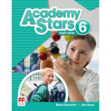 Учебник  Academy Stars 6 Pupil's Book Pack