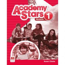Рабочая тетрадь Academy Stars 1 Workbook