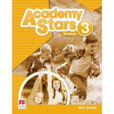 Рабочая тетрадь Academy Stars 3 Workbook