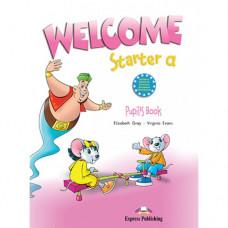 Учебник Welcome Starter a Pupil's Book