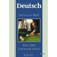 Бильярд в половине десятого / Billiards at half past nine