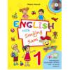 "Учебный комплект для 1 класса Оксаны Карпюк ""English with Smiling Sam 1"""