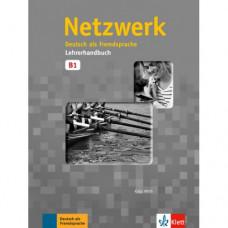 Книга для учителя Netzwerk B1 Lehrerhandbuch