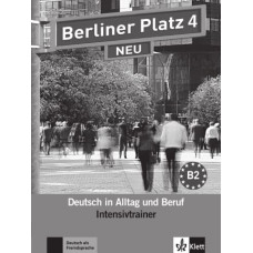 Упражнения Berliner Platz 4 NEU Intensivtrainer