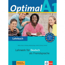 Учебник Optimal A1 Lehrbuch