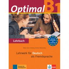 Учебник Optimal B1 Lehrbuch