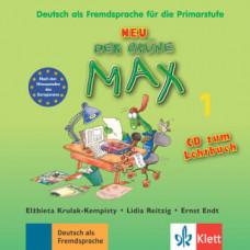 Диск Der Grüne Max Neu 1 Audio-CD zum Lehrbuch
