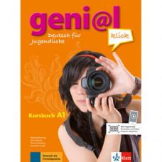 Учебник geni@l klick A1 Kursbuch mit 2 Audio-CDs