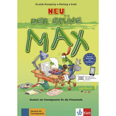 Учебник Der grüne Max Neu 1 Lehrbuch