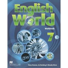 Рабочая тетрадь English World 7 Workbook