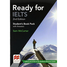 Учебник английского языка Ready for IELTS Second Edition Student Book with eBook Pack