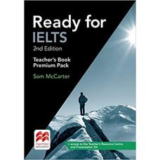 Книга для учителя Ready for IELTS Second Edition Teacher's Book Premium Pack with eBook
