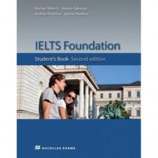 Учебник английского языка IELTS Foundation New Edition Student's Book