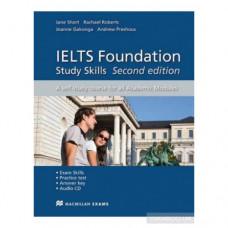 Учебник английского языка IELTS Foundation New Edition Study Skills. Academic Modules